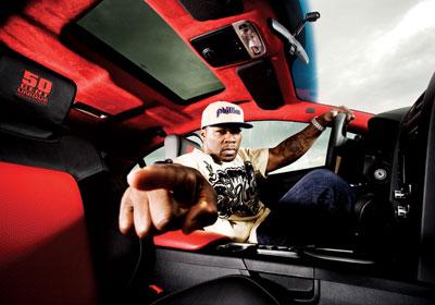50 Cent |Special Edition Pontiac G8 庞蒂亚克特别定制版G8