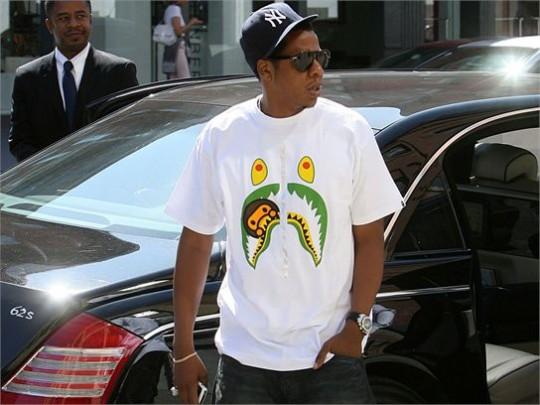 Jay-Z  | Maybach 62S 迈巴赫 62S