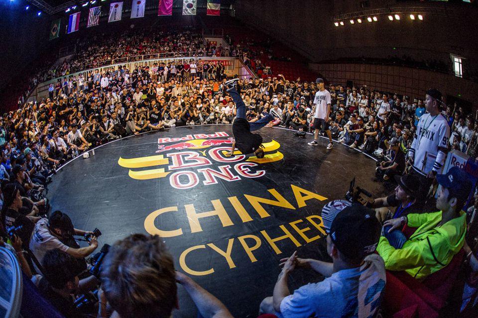 第一当然好,但是中国街舞不用非要当世界第一 - 第4张  | 嘻哈中国