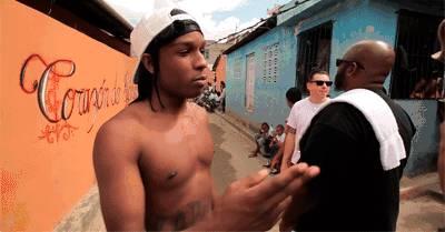 Swag是种天赋!这才是最HipHop打招呼的正确方式 - 第11张  | 嘻哈中国