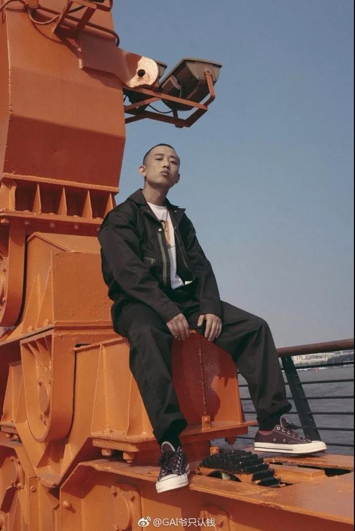Gai爷戴上面具后不是下一个Hiphop Man而是一个新歌者 - 第2张  | 嘻哈中国