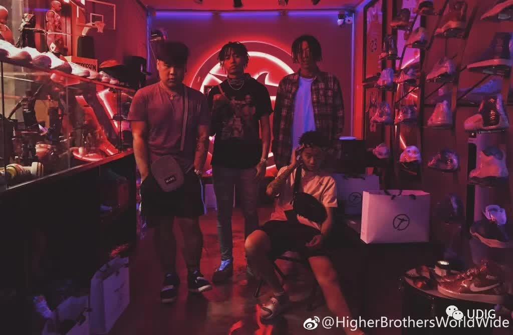 Higher Brothers:我们想走到最前面 告诉他们这是Made In China - 第3张    嘻哈中国