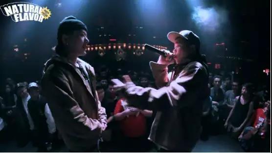 Sweet:从筒子楼里走出的Battle King - 第14张    嘻哈中国