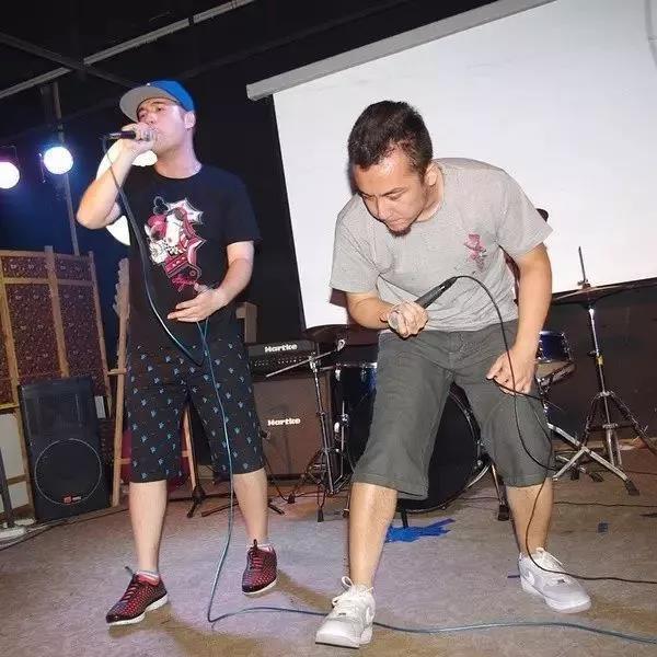 热爱新疆Hiphop的人都不会忘记A-Mac与马俊 - 第2张  | 嘻哈中国
