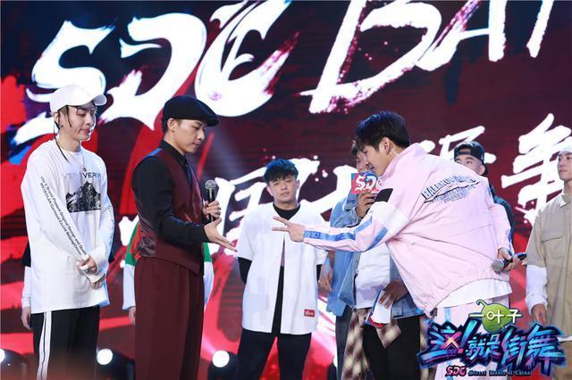 《这就是街舞》最强Battle王 一颗只能被布打败的石头 - 第1张    嘻哈中国