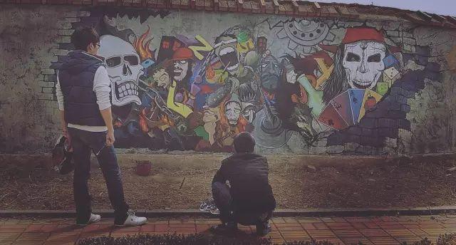 先有脏涂鸦然后才能有HIPHOP 这是嘻哈存在的定律 - 第16张  | 嘻哈中国