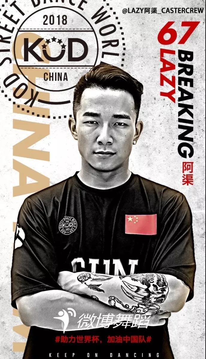 KOD世界杯总决赛 如果中国对上韩国 Breaking胜算几何? - 第3张    嘻哈中国