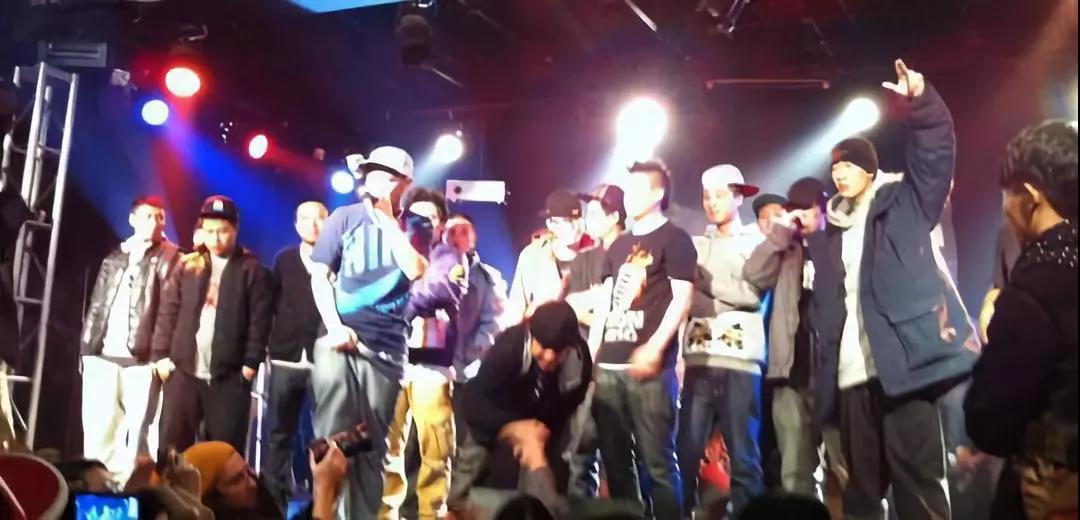 从爆音到贝贝 王波到小老虎 中国有freestyle battle - 第4张  | 嘻哈中国