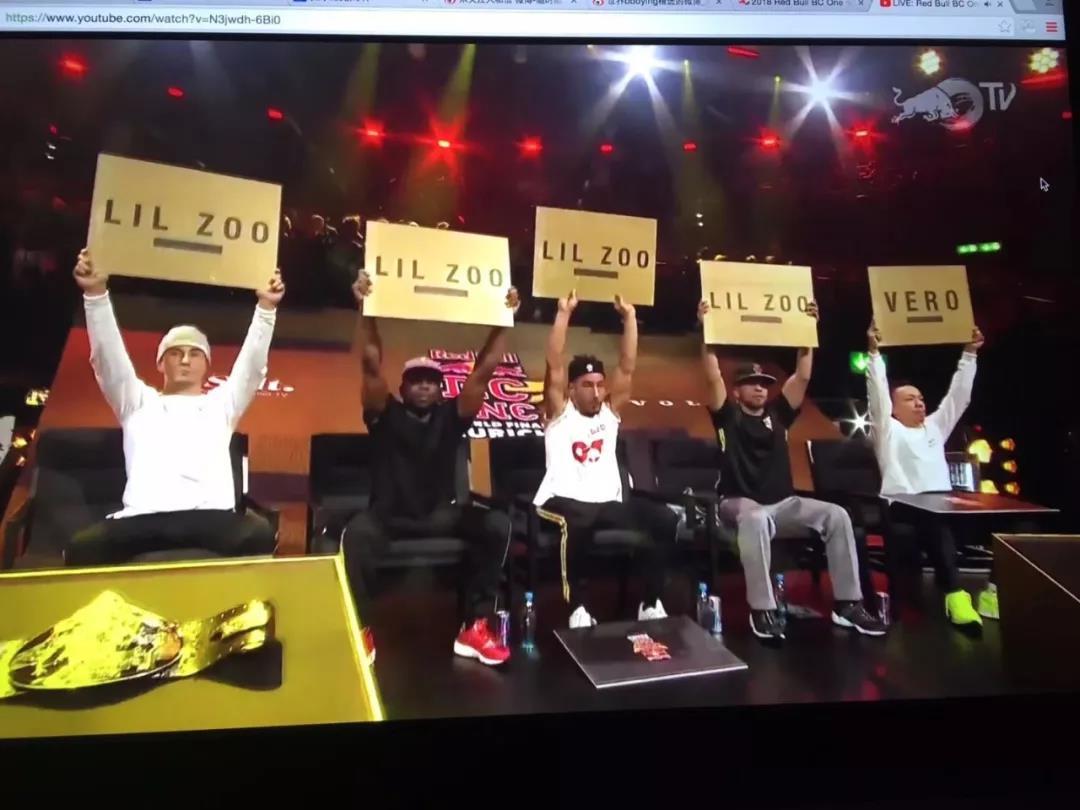Red Bull Bc One总决赛落幕 Lil Zoo 强势夺冠 - 第8张  | 嘻哈中国