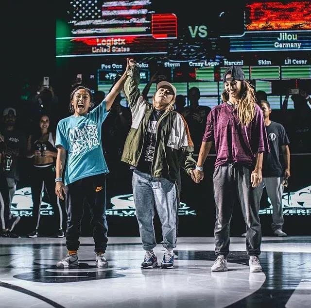 世界顶级 Breaking 赛事 Silverback 2018 落幕 - 第17张  | 嘻哈中国