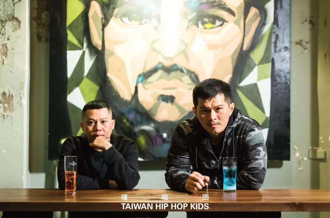 《嘻哈囝》纪录片:一部台湾嘻哈的浓缩史 - 第5张  | 嘻哈中国