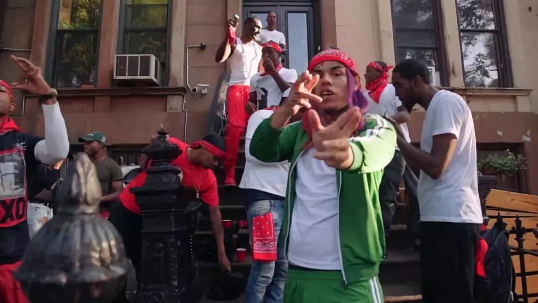 """""""彩虹仙子""""6ix9ine是如何把自己作进去的 - 第2张    嘻哈中国"""