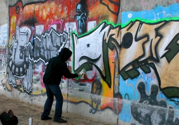 涂鸦 | 华人街头涂鸦史 - 第14张  | 嘻哈中国