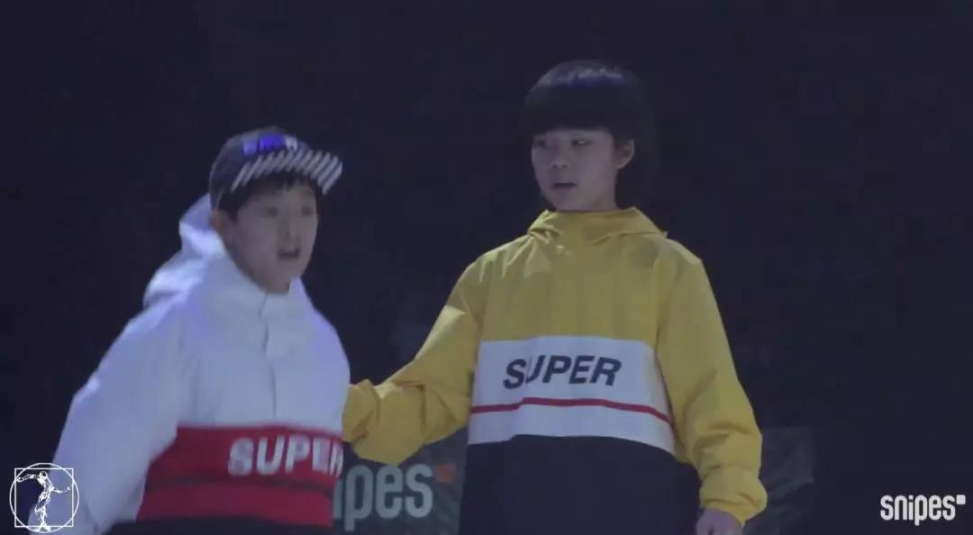 专访   3次赴法参加世界大赛的街舞少年喻文乐 - 第12张    嘻哈中国